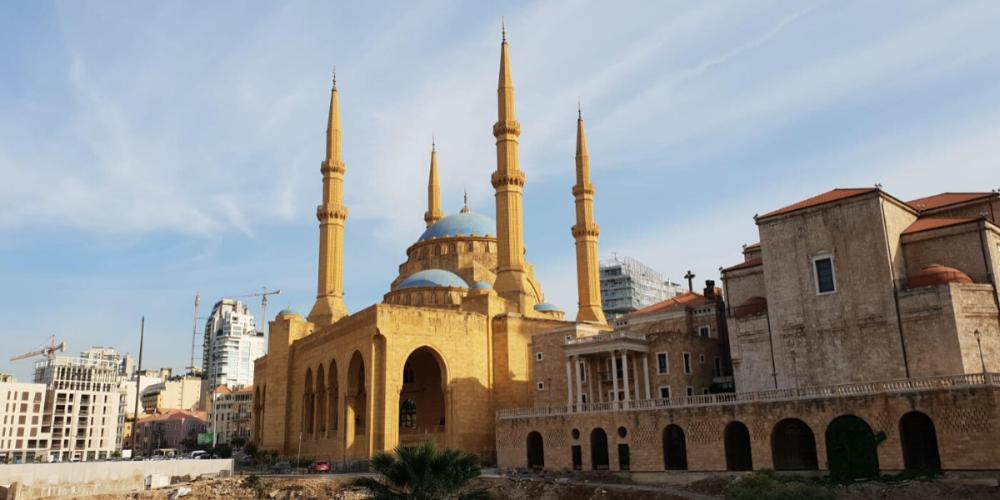 Бејрут – Париз на истокот
