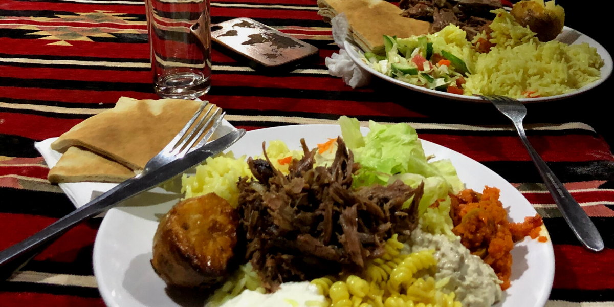 Јордан – рецепти на традиционални јадења наместо сувенири